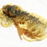 Spaghettone ai capperi Simone Breda