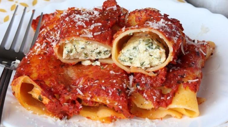 Cannelloni-ricotta-e-menta