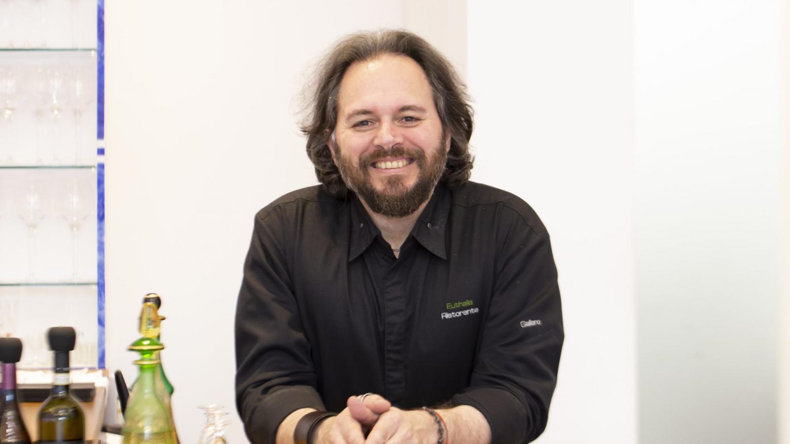 Chef Galliano