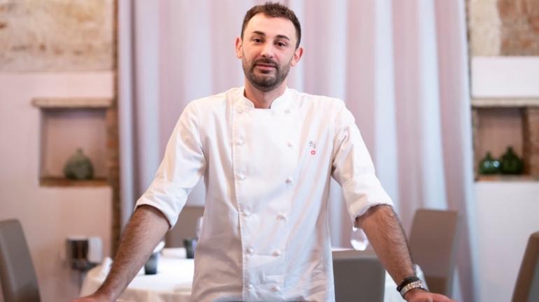 chef Simone BREDA