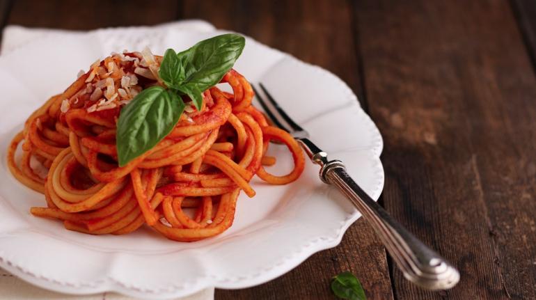 come la fa mamma spaghetti